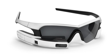 Recon Jet goes up against Google Glass, aimed at outdoorsy crowd | The Asymptotic Leap | Scoop.it