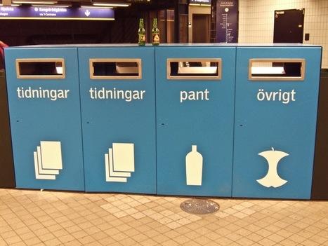 Los secretos del éxito de la gestión de basuras en Suecia   Positivisme ambiental   Scoop.it