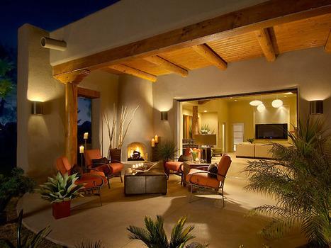 Outdoor rooms | Designing Interiors | Scoop.it