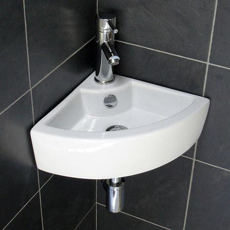Corner Bathroom Sinks | Mainland Stoneworks | Scoop.it