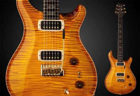 PRS Ships Brent Mason Studio Guitar - Sonic State | Acoustic guitar world | Scoop.it
