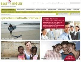 Séjour linguistique à l'étranger | Portail internet | Annuaire de référencement gratuit | Scoop.it