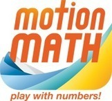 Motion Math - games that let kids play with numbers! | Educational Games and Simulations | Scoop.it