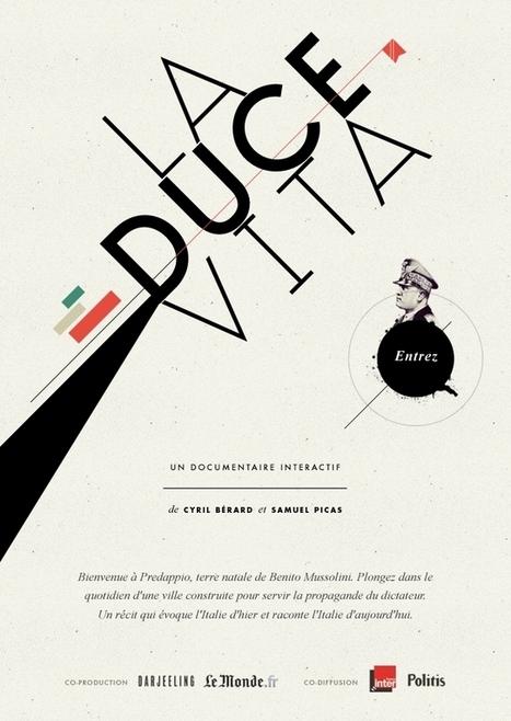 La Duce Vita - Webdocumentaire - France Inter - Le Monde | Digital Journalism | Scoop.it