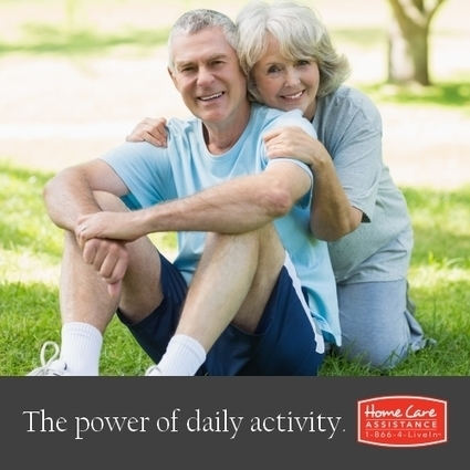 How important it's for Elders to Exercise? | Home Care Assistance of Denton County | Scoop.it
