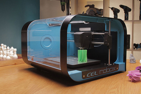 Photos: 3D printers, a tour of the top models | Bring back UK Design & Technology | Scoop.it