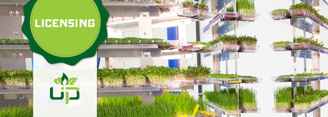 Urban Produce to Begin Licensing Its Patented High Density Vertical Growing System | Unlimited pure water from the air | Scoop.it