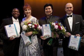 Operadagen Rotterdam reikt prijs uit tijdens Belvedere Competitie | Operadagen Rotterdam 2013 | Scoop.it