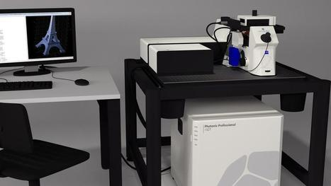 Micro 3D Printer Creates Tiny Structures in Seconds | mobile technology ict | Scoop.it