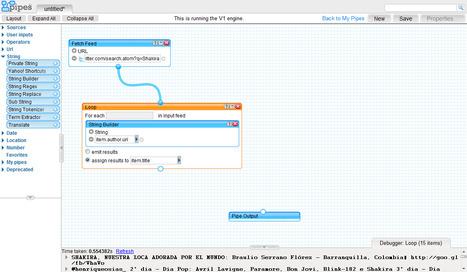 Créer un spambot pour Twitter sans une seule ligne de code | Time to Learn | Scoop.it