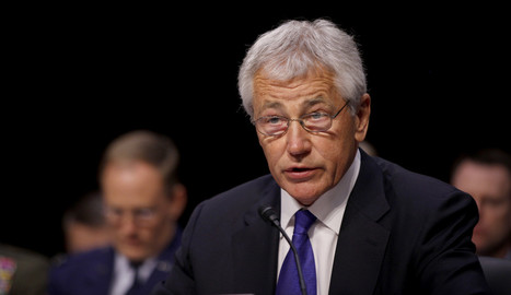 Chuck Hagel: Syria Intervention Only Possible With International Support - Huffington Post | Anonymous Canada International news | Scoop.it