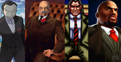10 Notorious Mob Bosses in Video Games | Thezonegamer | Scoop.it