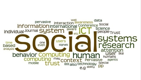 FuturICT: Socio-inspired ICT | FuturICT Journal Publications | Scoop.it