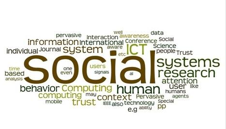 FuturICT: Socio-inspired ICT | FuturICT Journal Publications | Scoop.it