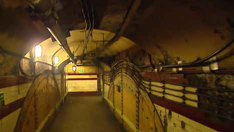 UK: London's lost Tube stations to see commercial revival | Human Interest | Scoop.it