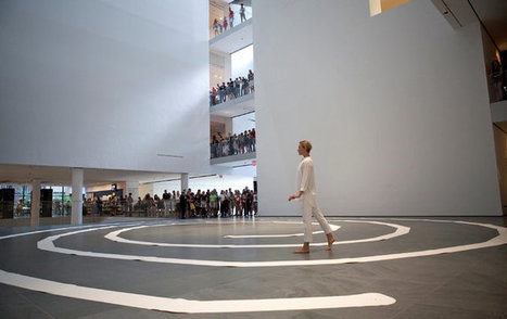 Dance Finds a Home in Museums - New York Times | Art Museums Trends | Scoop.it