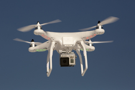 GoPro lancera ses propres drones multi-rotors pour les particuliers en 2015 ! | Actualité des start-ups et de l' Entrepreneuriat sur le Web | Scoop.it