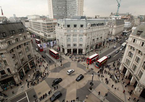Oxford Street is one of the most polluted places in the world, and here's why | IB GEOGRAPHY URBAN ENVIRONMENTS LANCASTER | Scoop.it