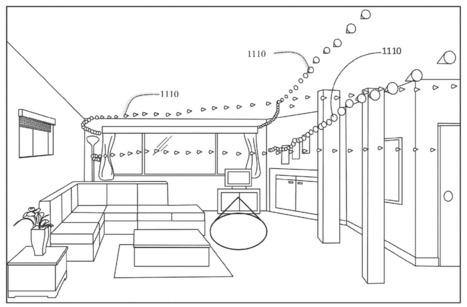 Navegación inercial mediante realidad aumentada, así funciona la última patente de Apple | REALIDAD AUMENTADA Y ENSEÑANZA 3.0 - AUGMENTED REALITY AND TEACHING 3.0 | Scoop.it