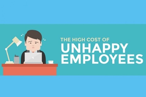 The Shockingly High Cost Of Unhappy Employees (INFOGRAPHIC) | Daily Clippings | Scoop.it