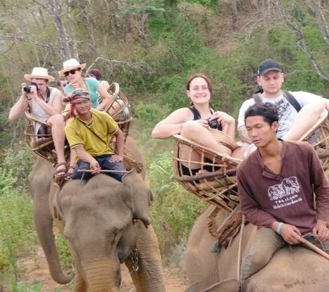 Mixing culture, adventure in Thailand - The Province | Thailand Destination Guide | Scoop.it