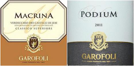 Garofoli Wines in US | Wines and People | Scoop.it