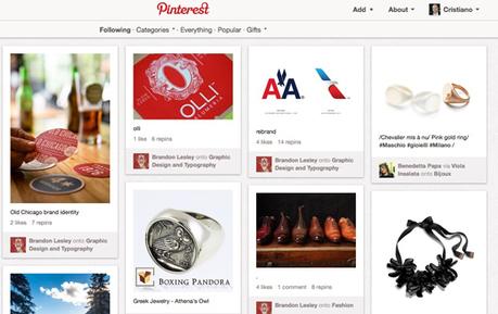 Pinterest sarà il social network del 2013? | Notizie Fotografiche dal Web | Scoop.it