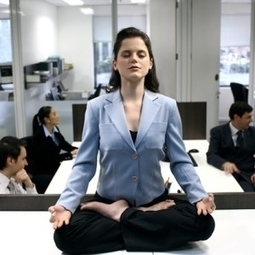 12 Ways To Eliminate Stress At Work | Health and mindfulness | Scoop.it