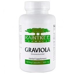 Raintree Graviola Capsules 1800mg per serving (Annona Muricata) | medicinal herbs | Scoop.it