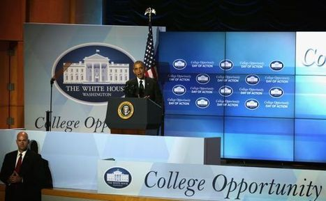 At second higher ed summit, Obama administration mixes praise and accountability @insidehighered | Higher Education and Career Development | Scoop.it