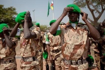 RCA: la MISCA renforcée par 850 soldats de RDC - RP Defense | Zoom sur la RDC | Scoop.it