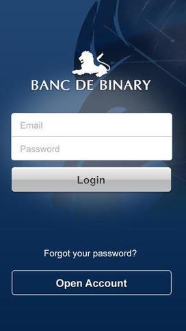 Banc De Binary App | Binary Options Demo Account | Scoop.it