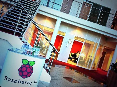 Twitter / teknoteacher: This is tonight's venue for ... | Raspberry Pi | Scoop.it