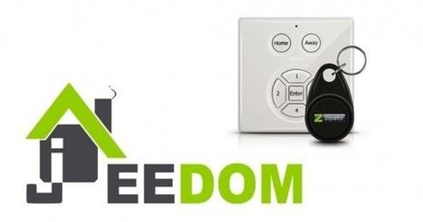 Jeedom – Guide d'utilisation du clavier Zipato mini Keypad RFID - News Domotiques by Domadoo | Hightech, domotique, robotique et objets connectés sur le Net | Scoop.it