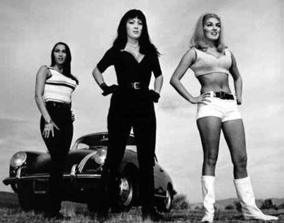 The Baddest Girl Gangs in Film | On Hollywood Film Industry | Scoop.it