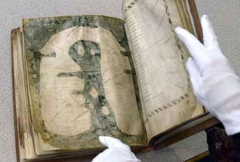 La mappemonde d'Albi classée Mémoire du monde par  l'UNESCO | Merveilles - Marvels | Scoop.it