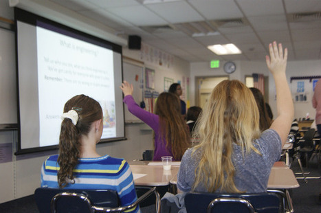 MIT engineers come to Davis County to recruit female students | STEM Advocate | Scoop.it