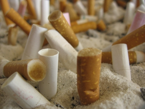 Used Cigarette Filters Can Power Our Gadgets | Sustainable Business | Scoop.it
