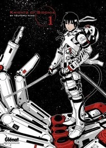 Knights of Sidonia, prémices d'une grandes aventures SF | AGNAM | Tsutomu Nihei | Scoop.it