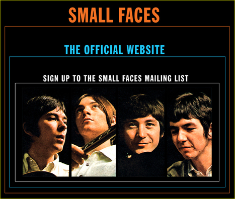 Small Faces | 60's | Scoop.it