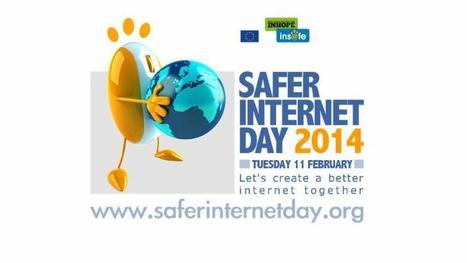 Safer Internet Day 2014 newsletter - 13 January 2014 | Writer, Book Reviewer, Researcher, Sunday School Teacher | Scoop.it