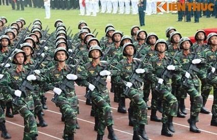 Việt Nam đứng thứ 23 top quân đội mạnh nhất thế giới | Vietnam | Scoop.it