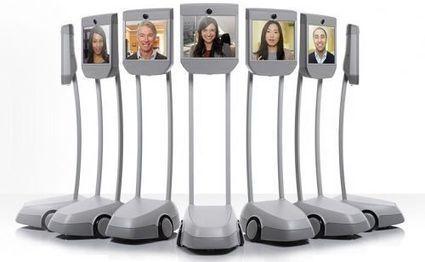Chronique du futur : les robots débarquent discrètement... mais sûrement | Technologies | Scoop.it