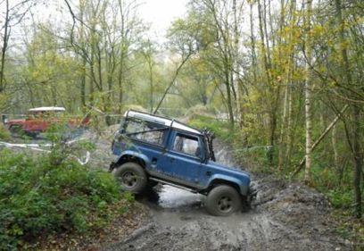 Dagje offroad Markelo | Land Rover Club Holland | 4x4 offroad | Scoop.it