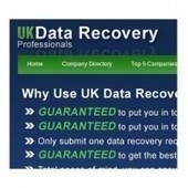 Recover your lost data with UK data recovery professionals! | Data recovery is not an easy task in the UK | Scoop.it