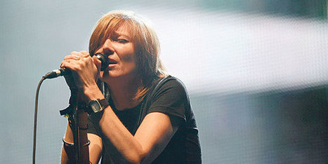 Portishead performing at Istanbul festival this summer - Today's Zaman | British Music Scene | Scoop.it