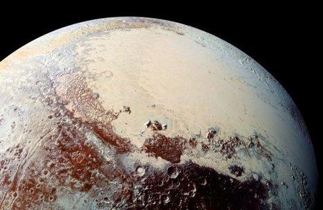 El peso del hielo, causante de la depresión del interior de Plutón - EFE Futuro América   Noticias de ciencia y tecnología en EFEfuturo   Scoop.it