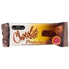 Chocolite Triple Chocolate Fudge Protein Bar | Diet Suppliment | Scoop.it