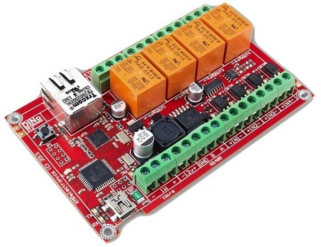 Souliss - get in touch with your Things: The new DINo is now available   Open Source Hardware News   Scoop.it