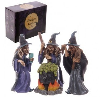 Set 3 - Witches Ornaments | Home Gifts | Scoop.it